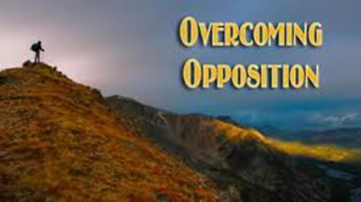 Overcoming Opposition