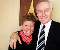 Sister Kathryrn K and Elder Stanley G Ellis