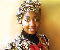 Sister Tlhalefang Kgosiemang