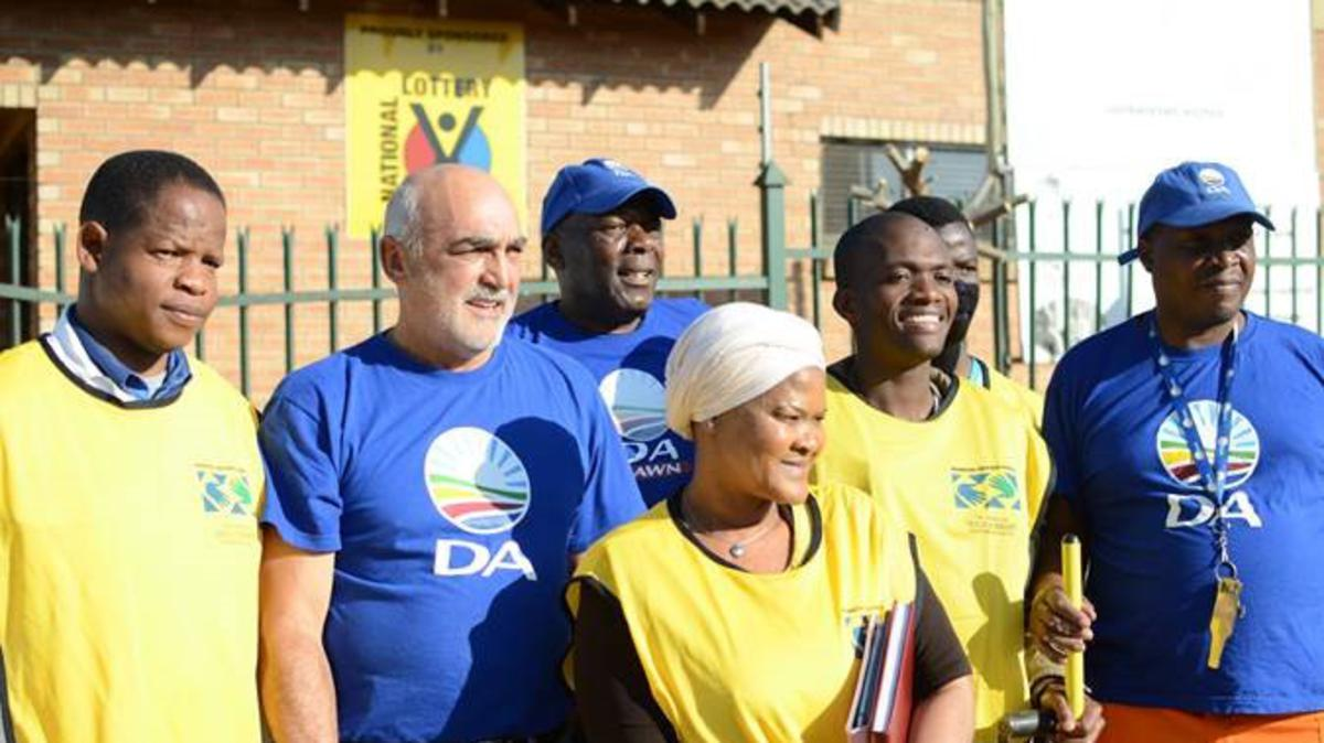 Mandela Day Helping Hands Service