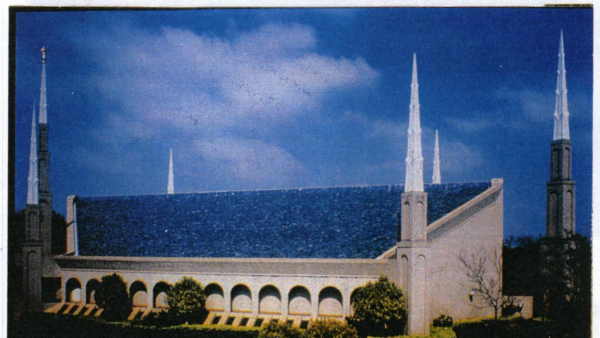 The Johannesburg Temple:Three Photos,Three Miracles