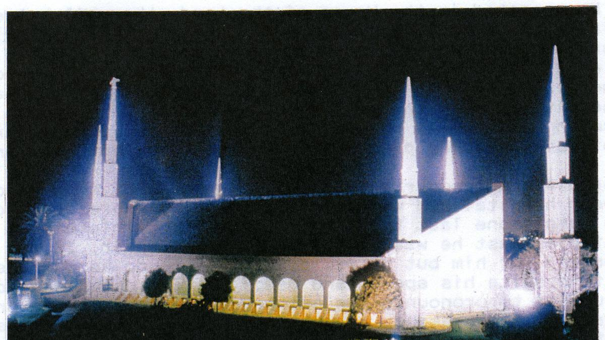 Thirtieth Anniversary of the Johannesburg, South Africa Temple