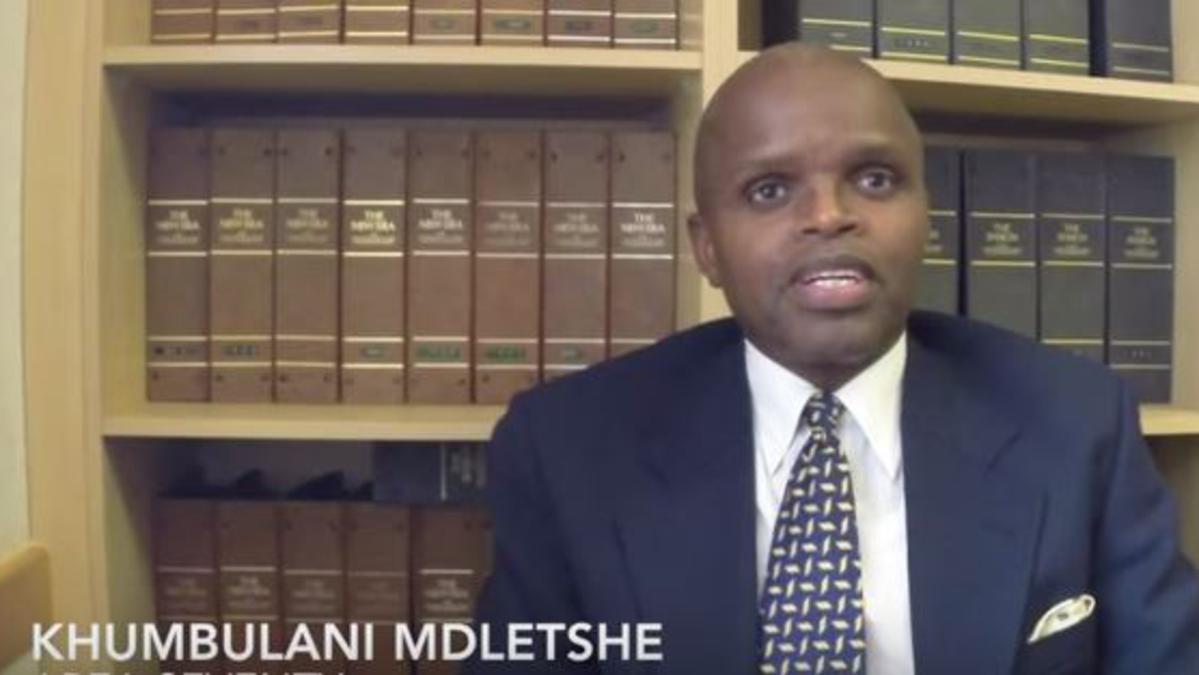 Elder Mdletshe's Video for Women's Day