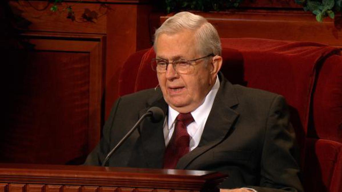 President Boyd K. Packer Dies at Age 90