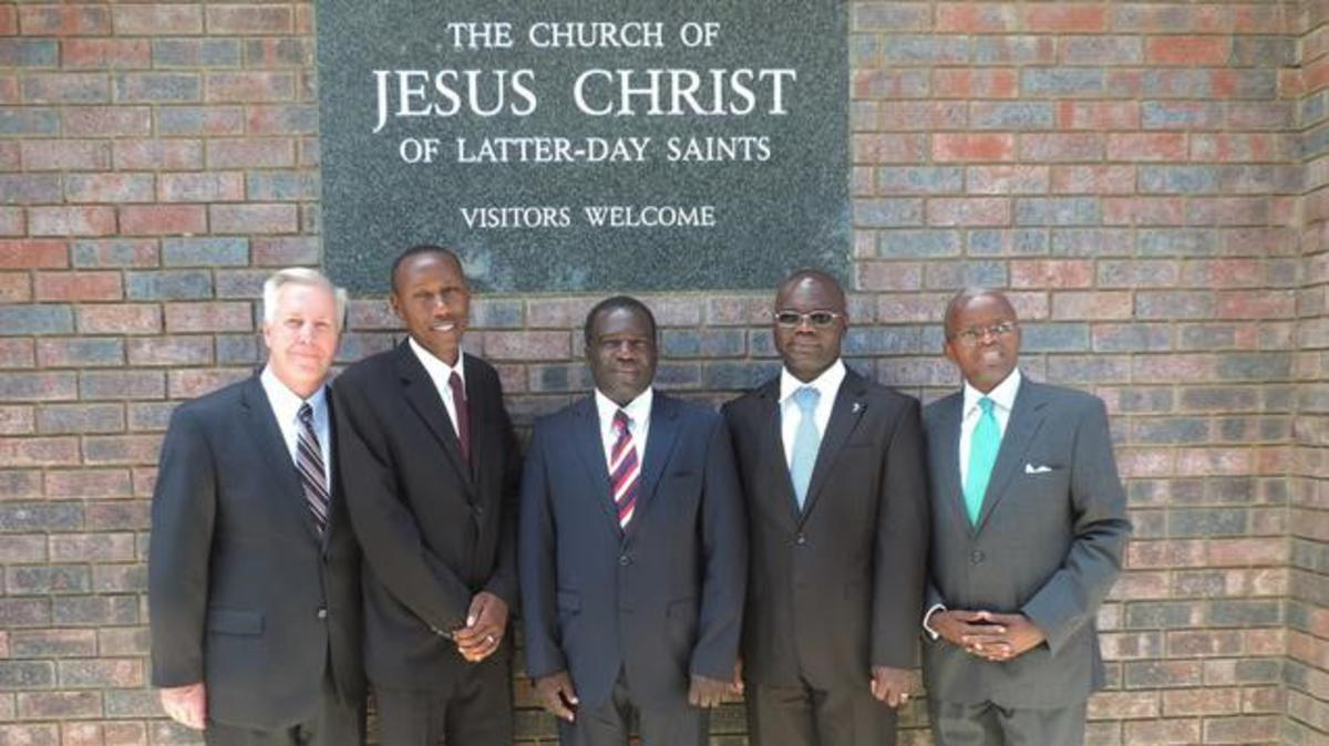 First LDS Stake in Zambia