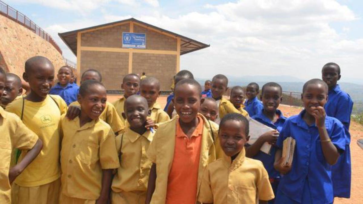 LDS Charities Helps Refugees in Rwanda in a Fundamental Way
