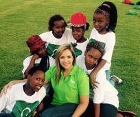 Youth at the Gauteng FSY