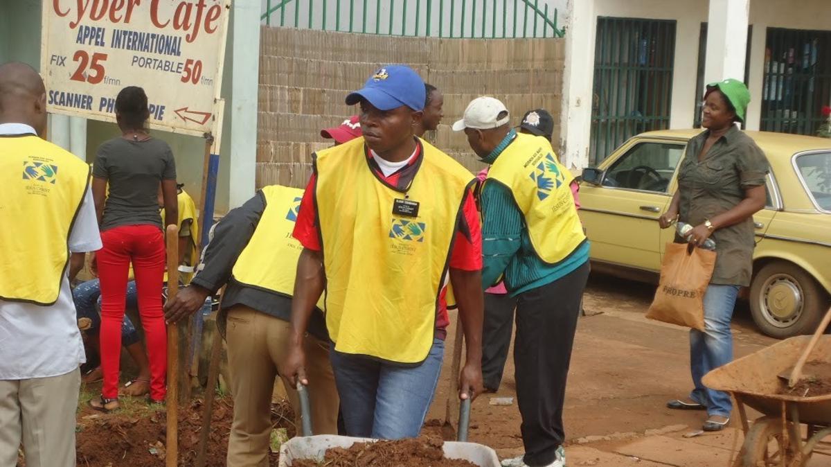 Cameroon Helping Hands