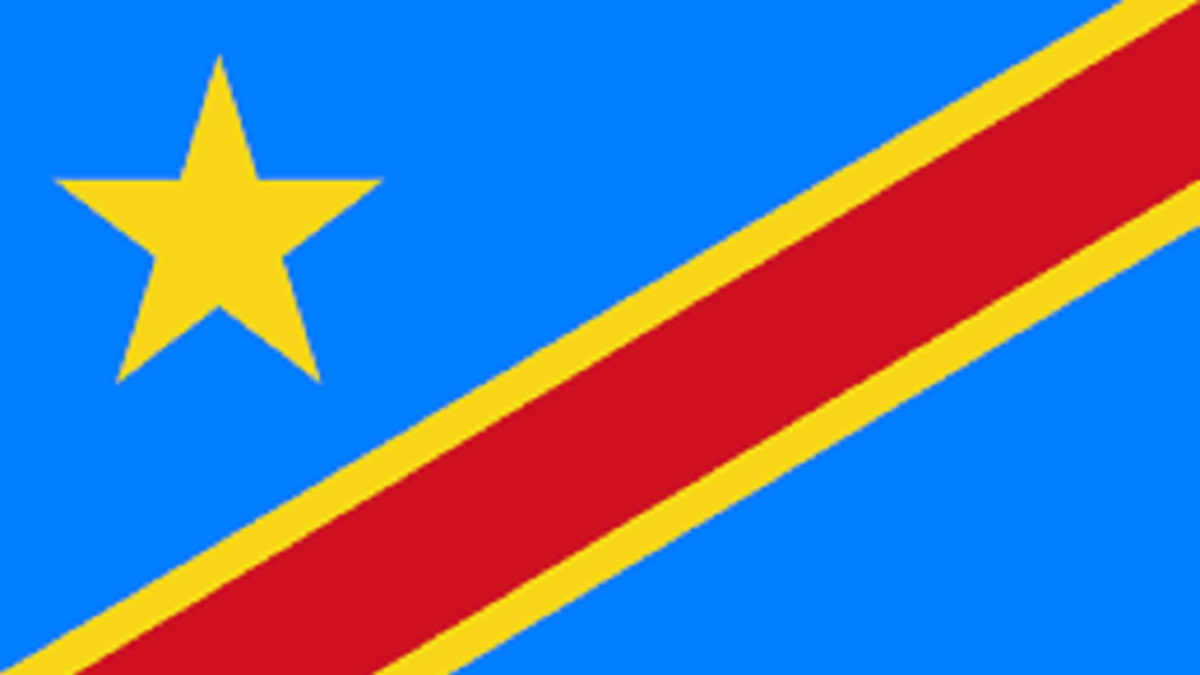 Democratic Republic of Congo Information