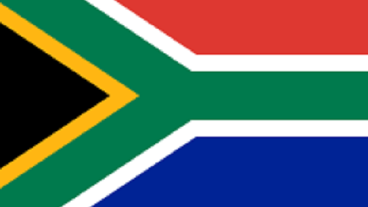 South Africa Information