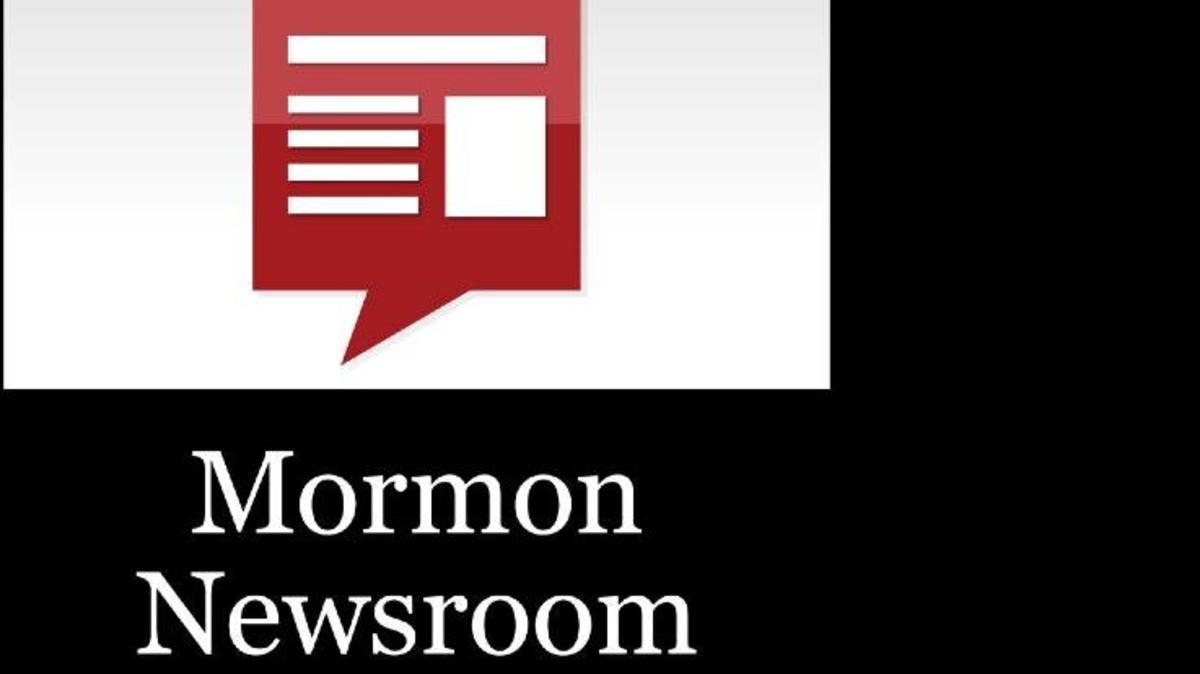Mormon Newsroom Websites