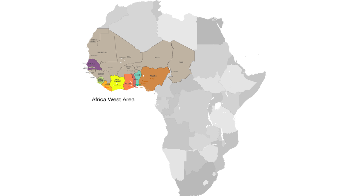 Africa West Area Information