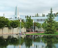 LDS Conference Center from plaza-768974.jpg