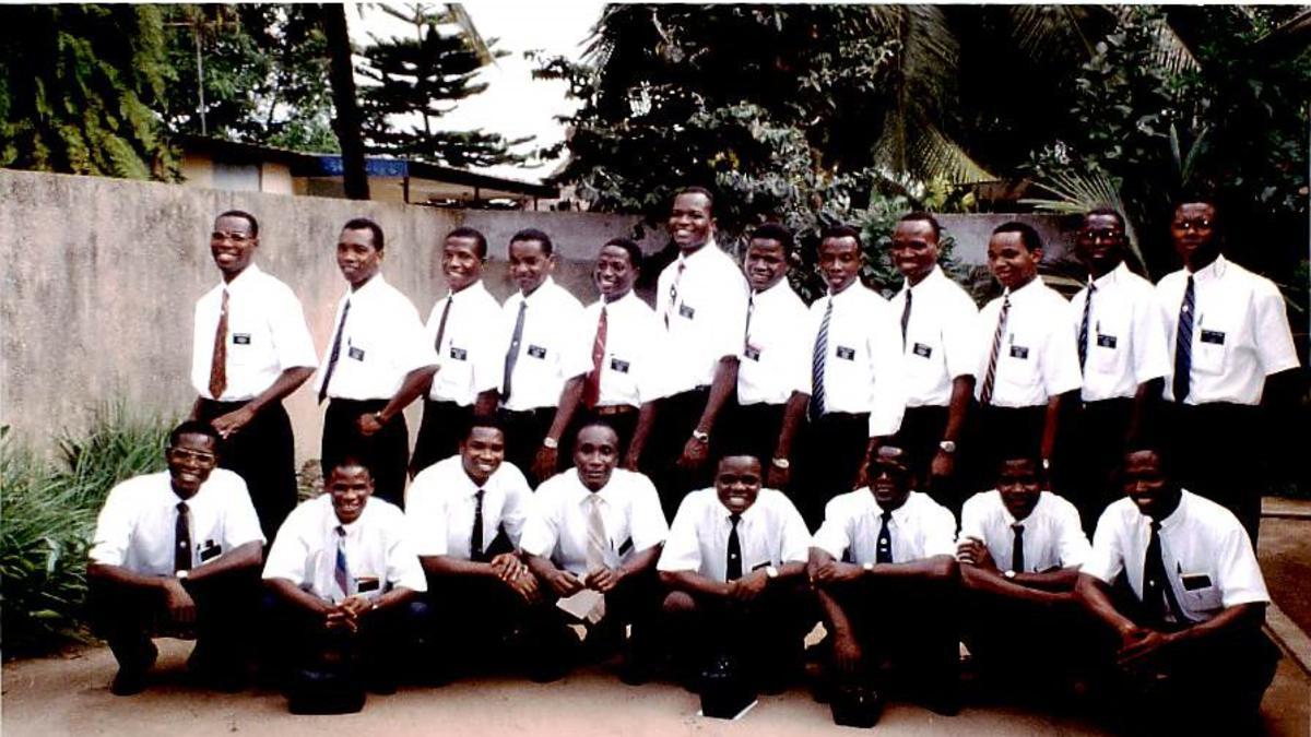 La Mission d'Accra Ghana à la Suite de la Levée de la Mesure de Suspension