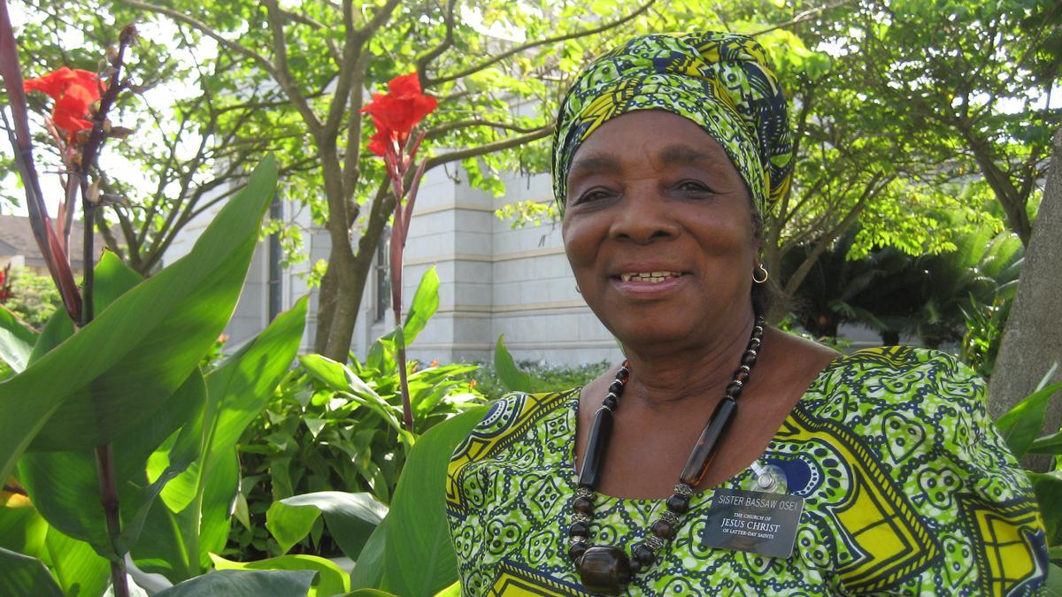 Notre Patrimoine : Pionnière de Takoradi, Ghana —Sœur Marthe Lily Bassaw Osei