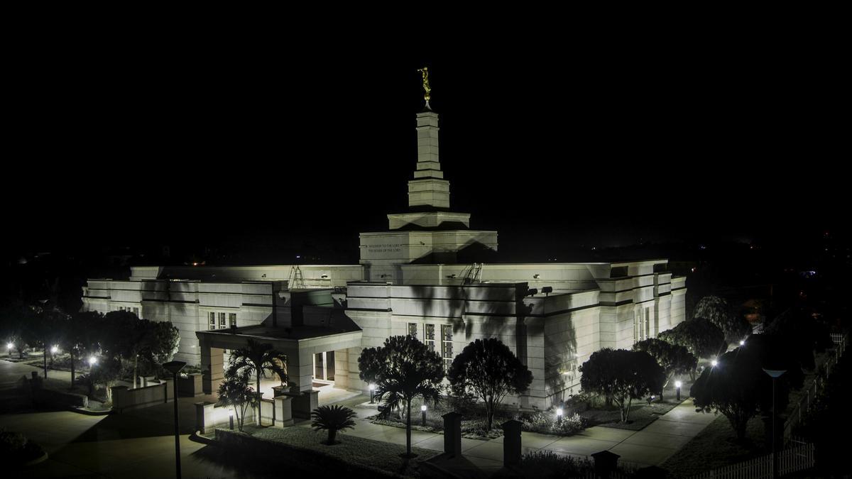 Message de la Présidence d'Interrégion: Les Maisons du Seigneur