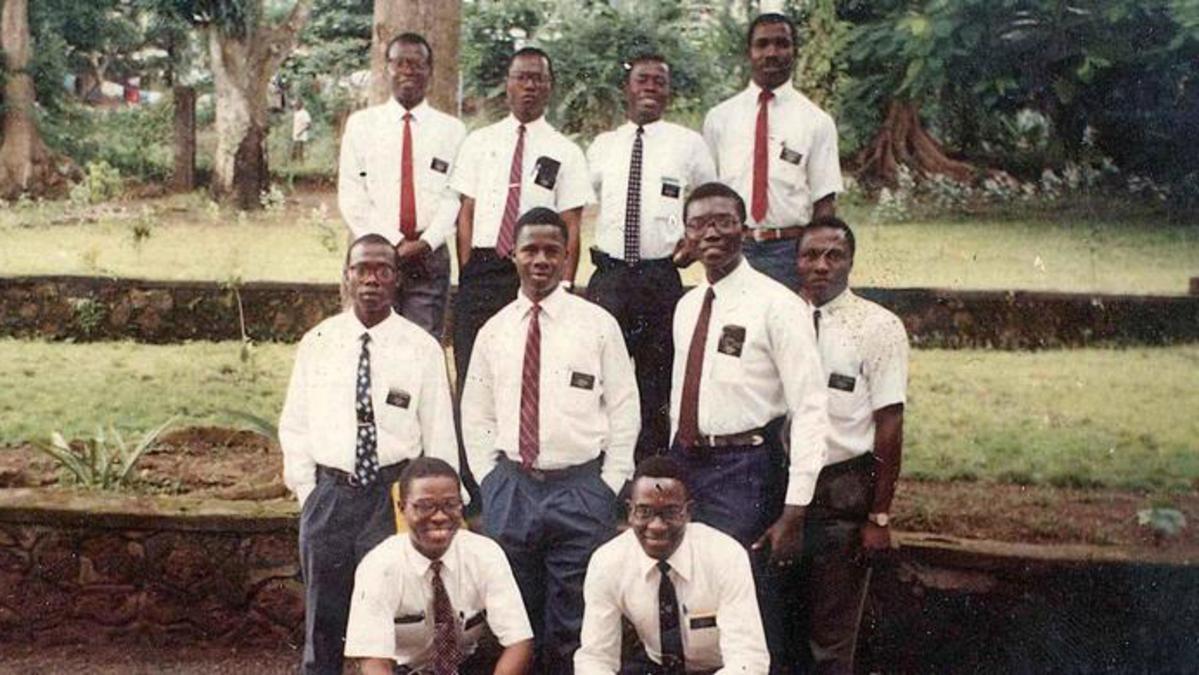 Notre Patrimoine: Le Seigneur a Pourvu un Moyen – Huit Missionnaires Libériens fuient une Nation Ravagée Par la Guerre