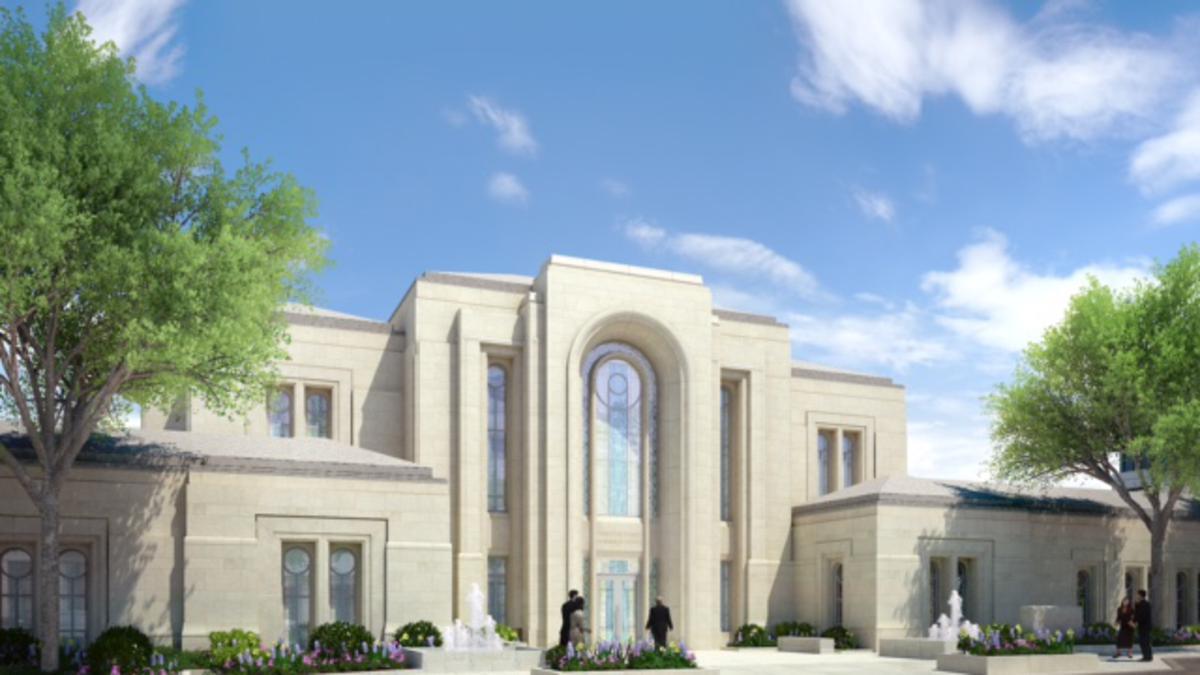 Rezervimet për shtëpine e hapur për Tempullin e Parisit, tashmë janë në dispozicion për publikun
