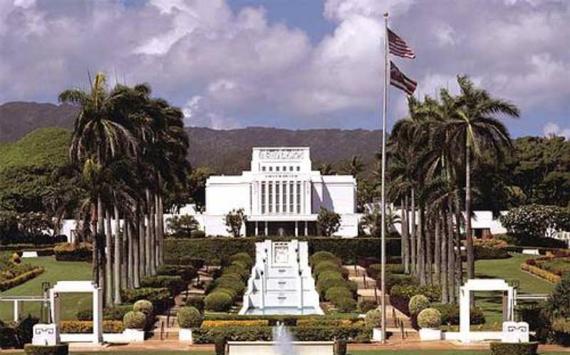 Hawaii Temple