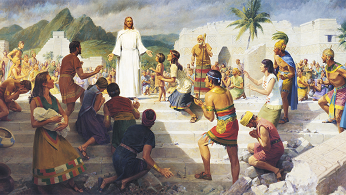 Նրա Հոգին միշտ մեզ հետ ունենալը