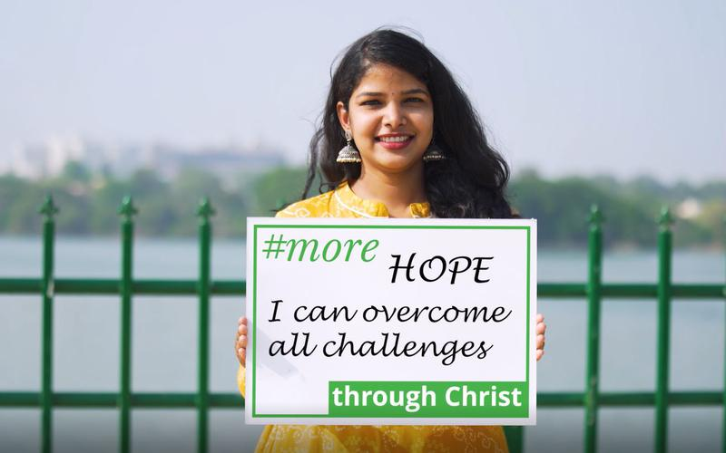 Finding More Through Christ