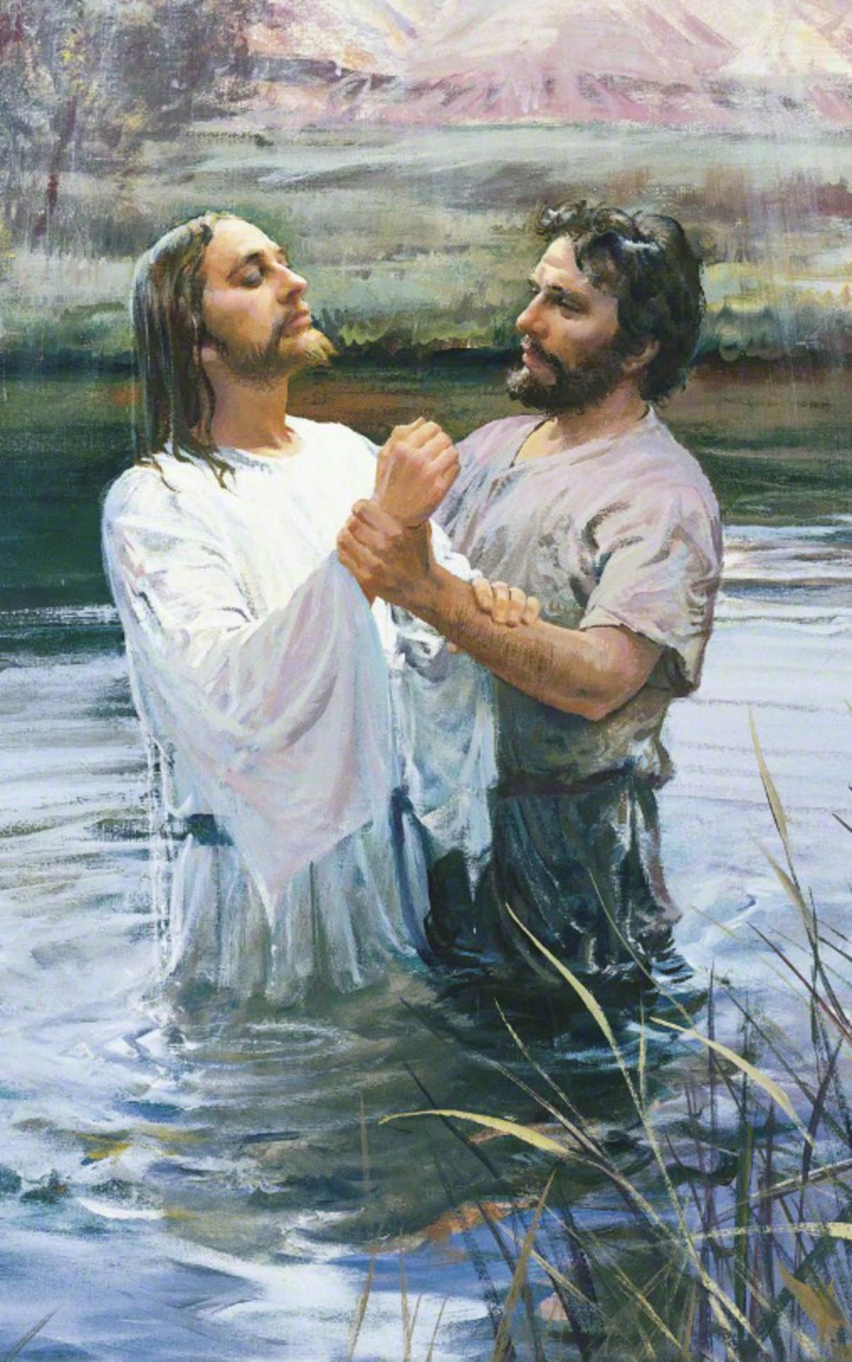 Jesus Christ was baptized over 2,000 years ago, but baptism is just as relevant to people alive today.