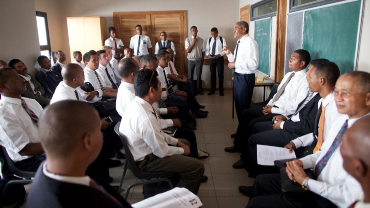 Priesthood quorum