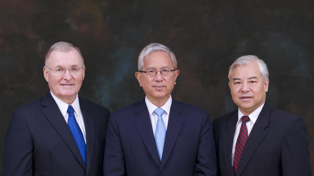 Pesan Pemimpin Area Asia