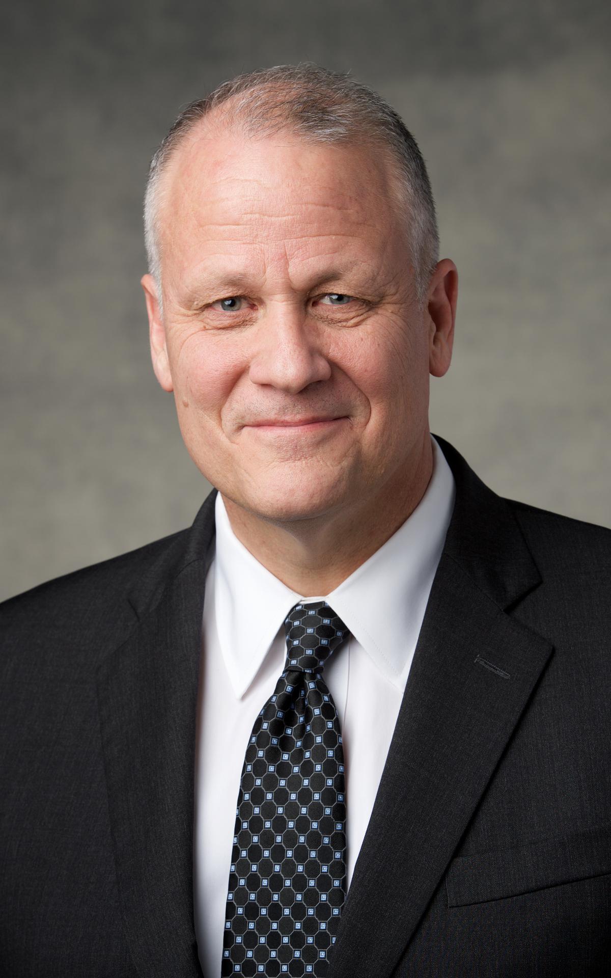 Elder David P. Homer