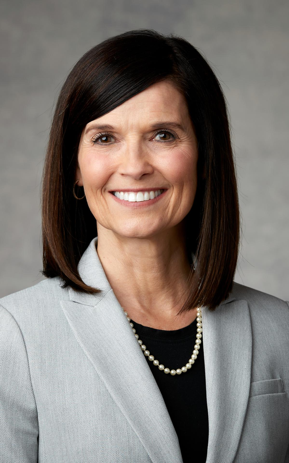 Becky Craven, second counselor, Young Women general presidency