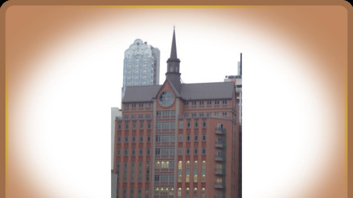 今日教會在香港
