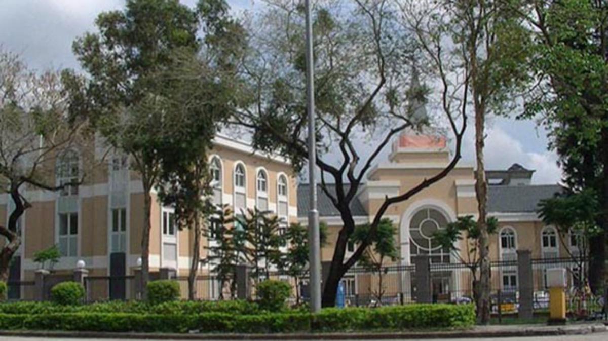 中國香港東九龍支聯會