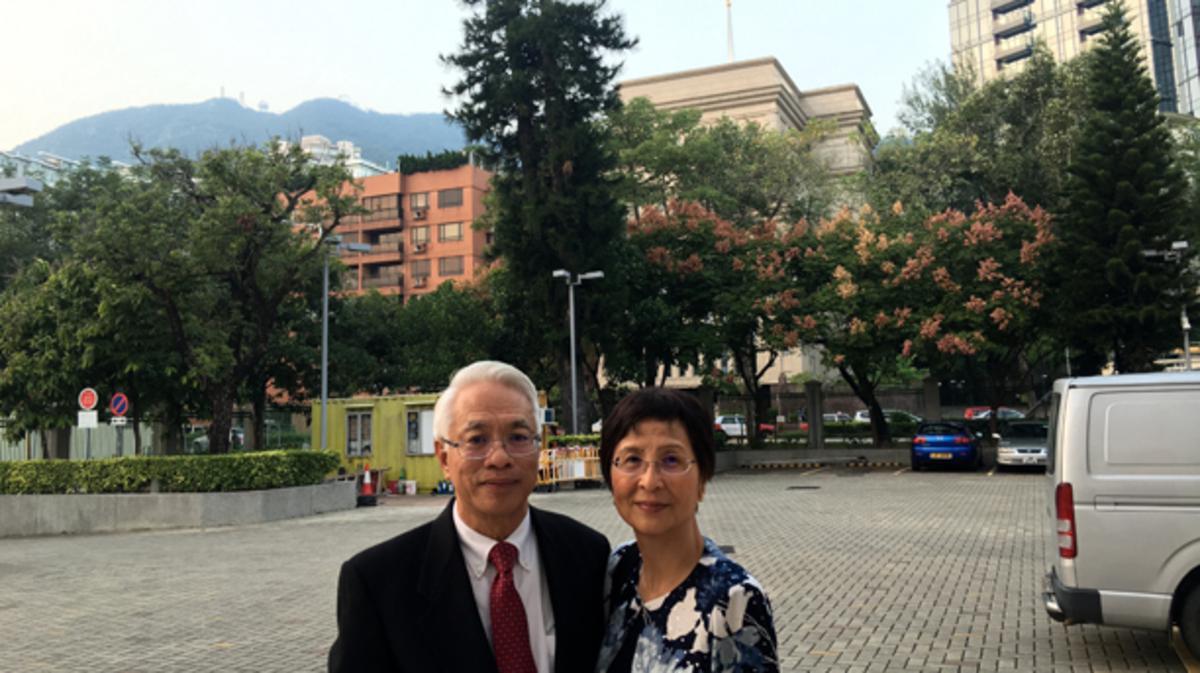 中國香港聖殿李福孫會長夫婦專訪