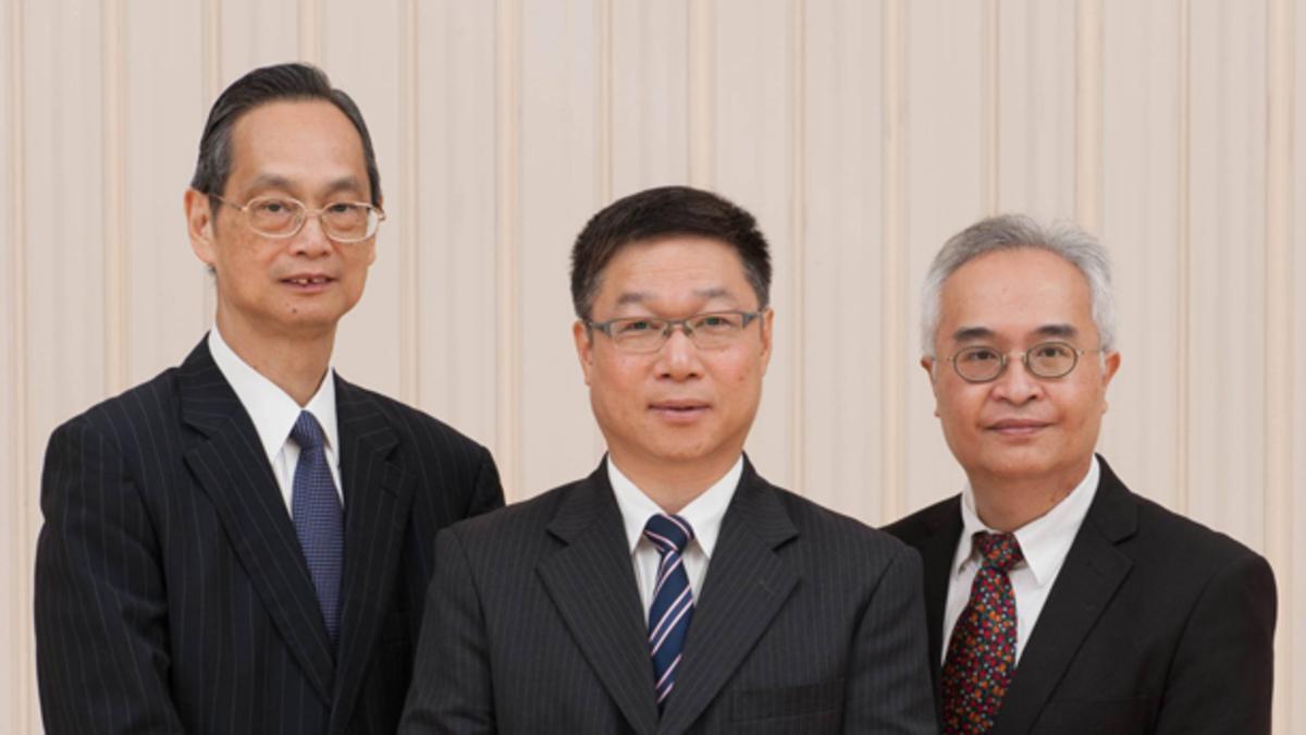 中國香港東九龍支聯會會長團