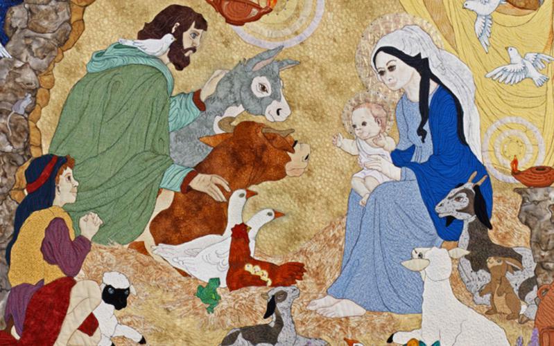總會會長團:在聖誕時節尋求基督