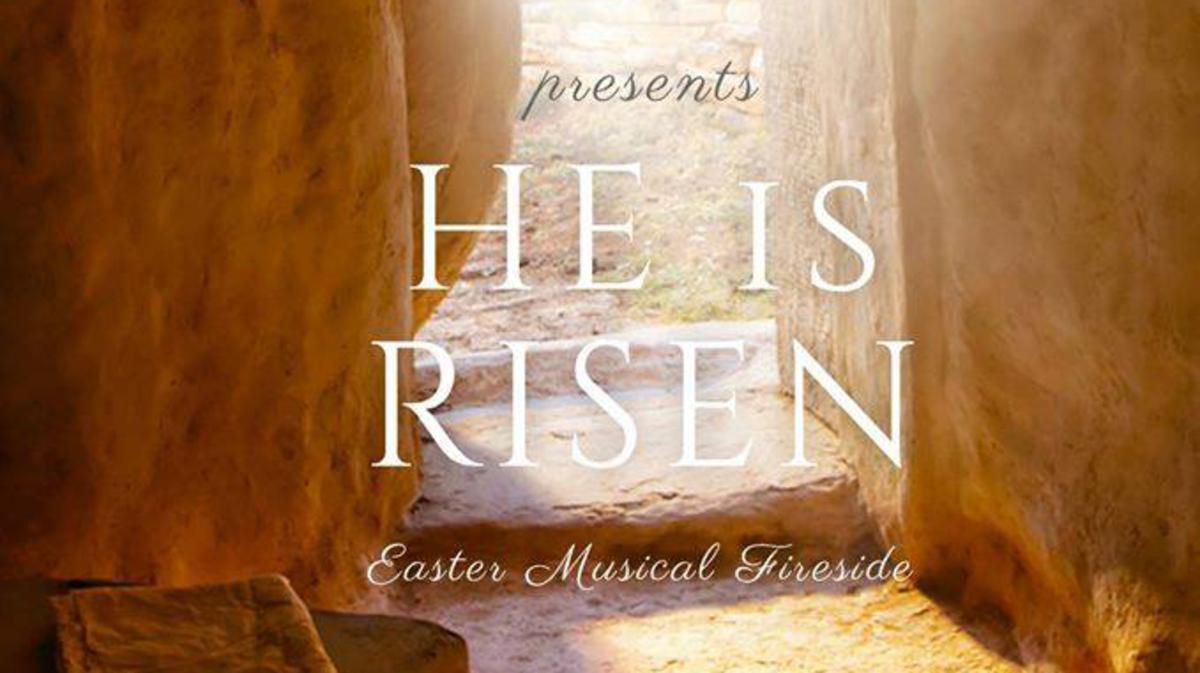 祂已復生 - 復活節音樂爐邊聚會
