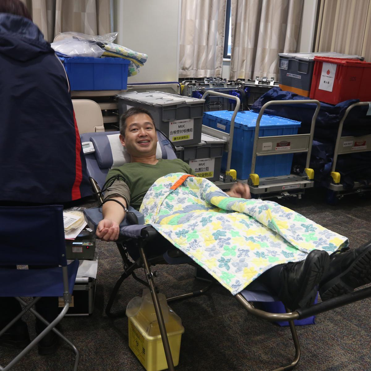 愛心捐血服務日6