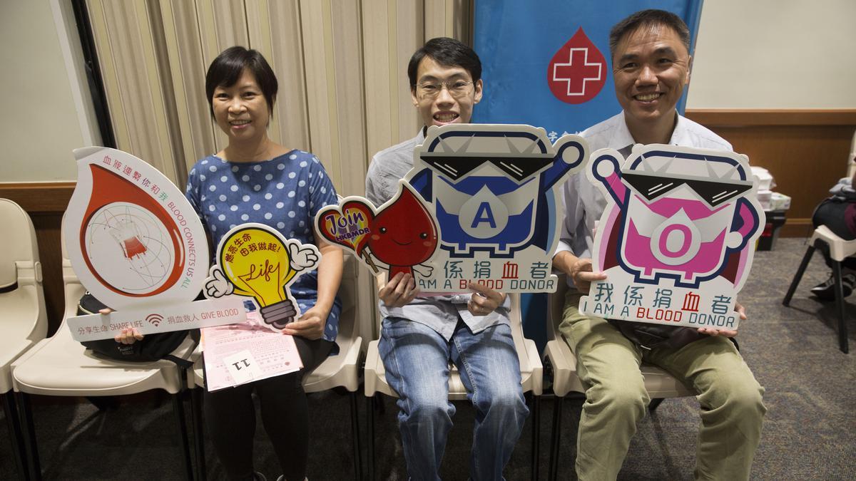 愛心捐血服務日3