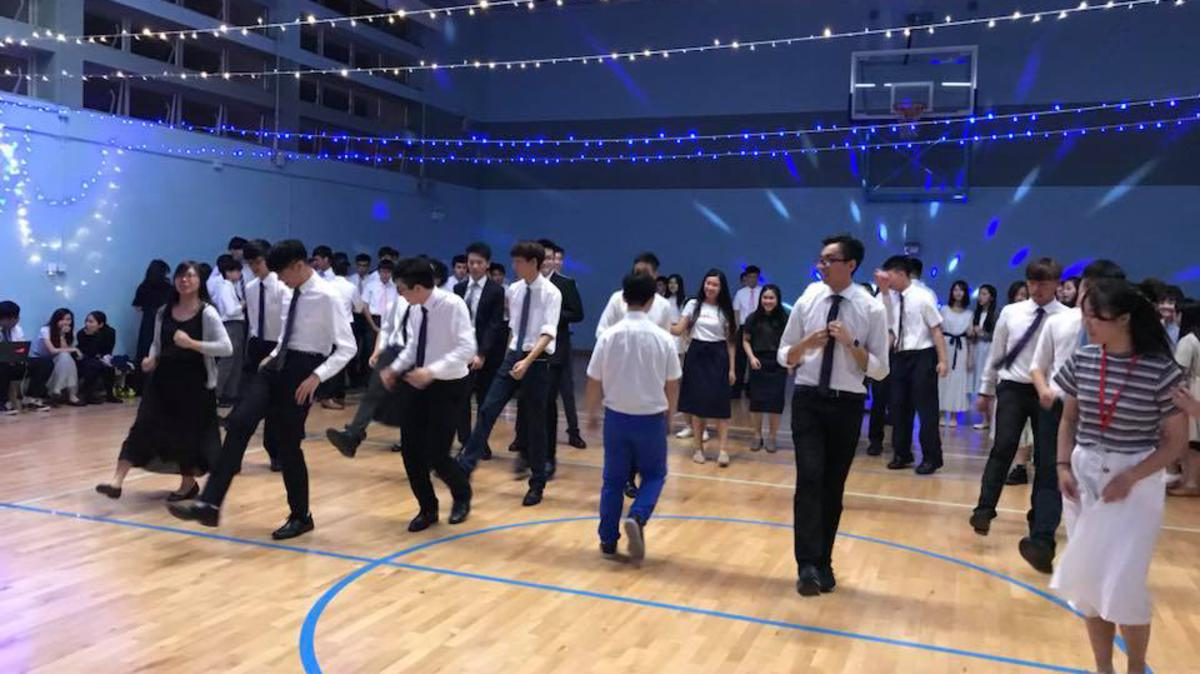 香港跨支聯會青年大會11