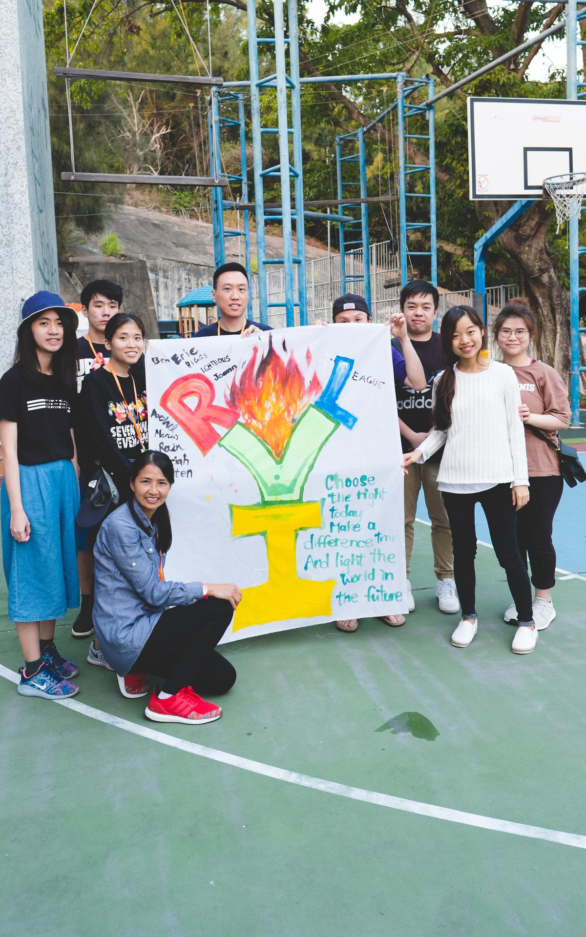 2018香港單成大會18