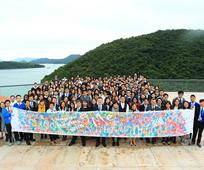 2016 香港單成大會成員合照
