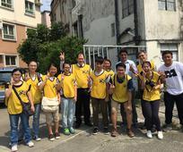 2016 吐露港支聯會青年大會見證分享