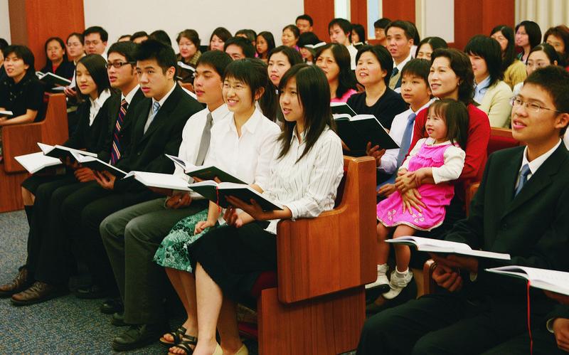2019香港澳門各支聯會/支分會主日聚會時間