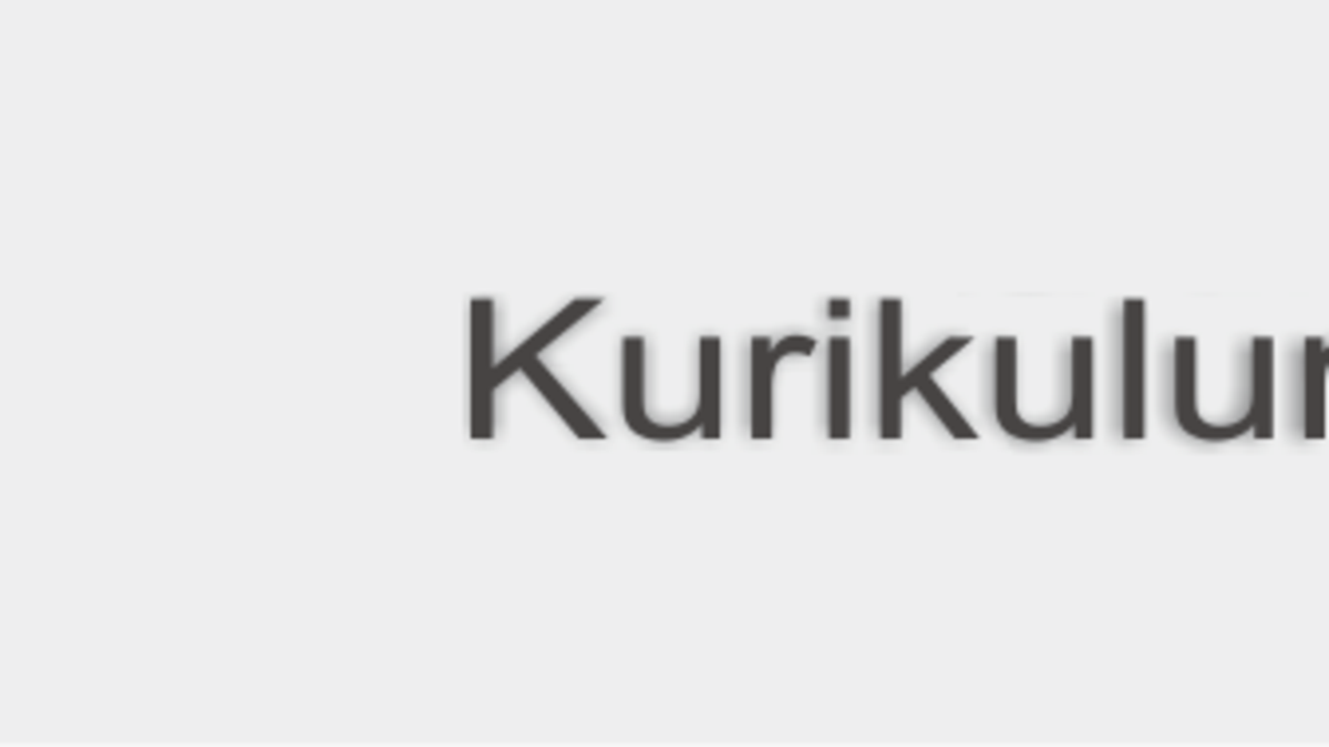 Kurikulum 2016