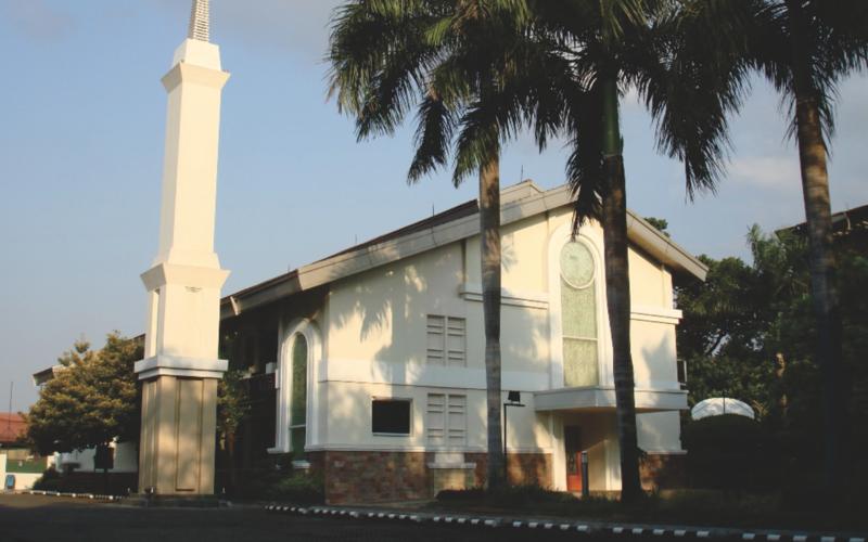 Lokasi Pasak Jakarta