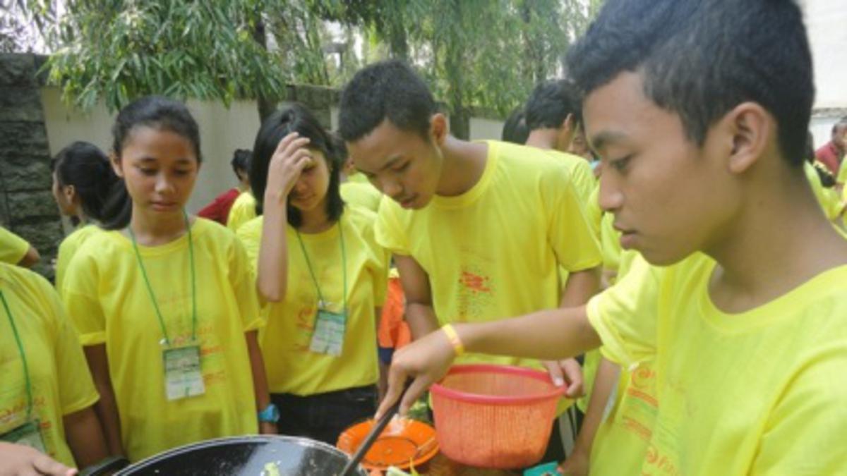 Konferensi Remaja Pasak Jakarta- Indonesia