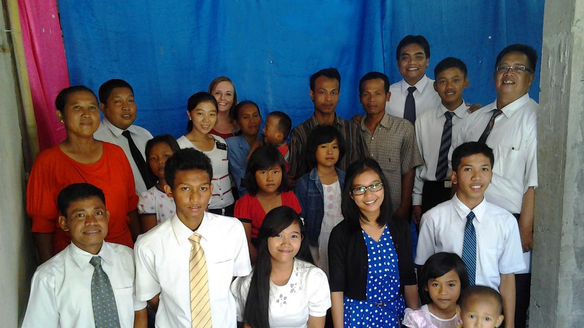 Pembukaan Kelompok Klaten - Pasak Surakarta