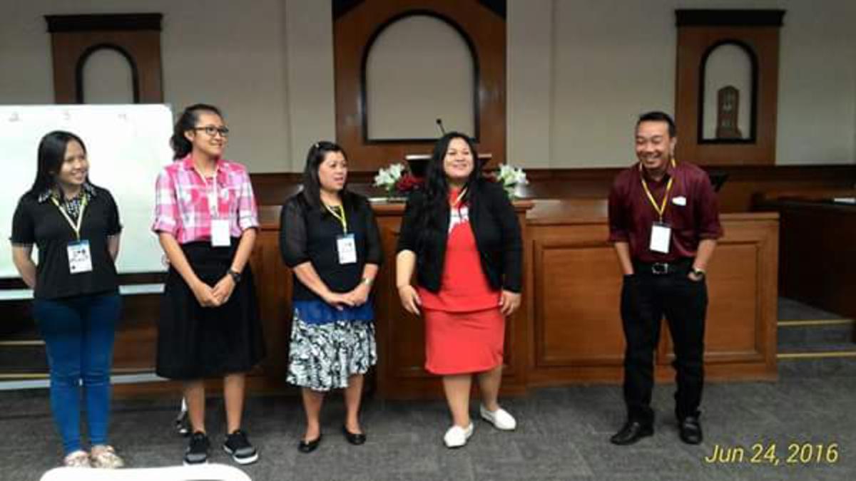 Konferensi Remaja Distrik Surabaya Tahun 2016
