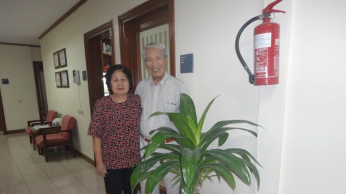 Pionir Kita~Brother Marzuki Makmur dan Sister Sumiati Pudja