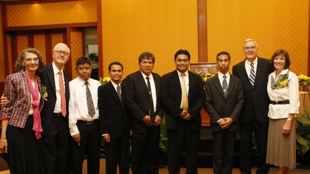 Jadwal Konferensi Pasak dan Distrik - Indonesia